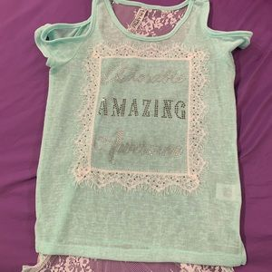 Girls Beautees top